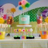 The Lorax Inspired Girl's Birthday Party!