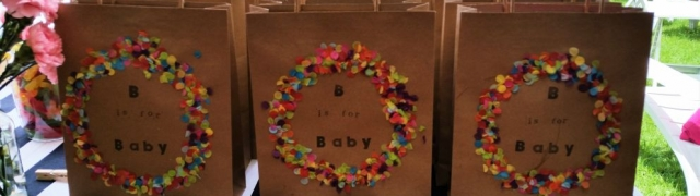 B is for Baby…