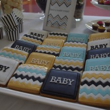 baby shower boys blue gold black chevron lolly buffet Engagement Wedding Birthday Private Party Planner Geelong Melbourne Surf Coast