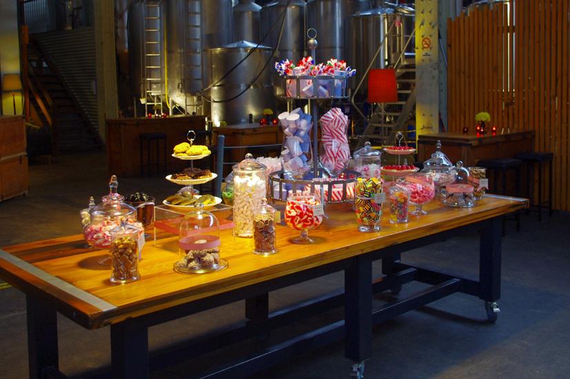Lolly Buffet Candy Bar Ideas Glass Jars