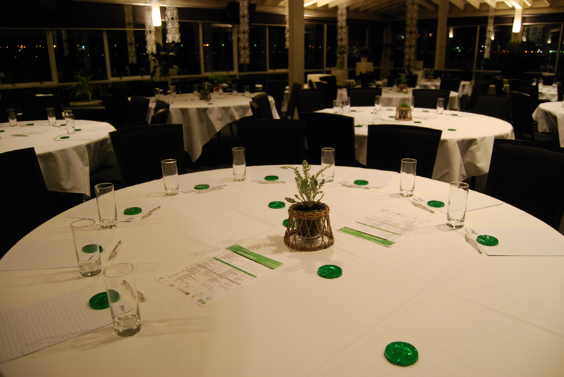 Big Green Conference Corporate Event Planning Coordination