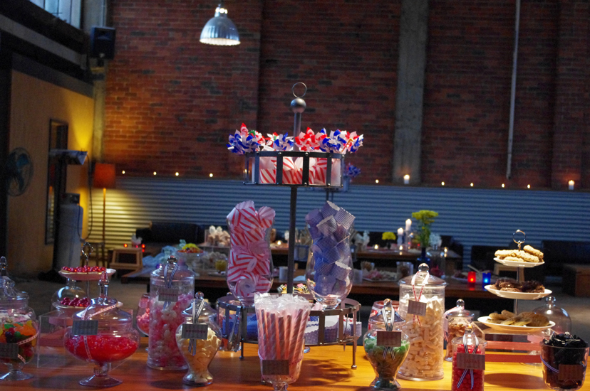 Urban Engagement Party with Industrial Styling