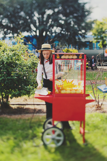 Australian Vintage Carnival Games fairy floss Newport Railway Wedding Guest Entertainment