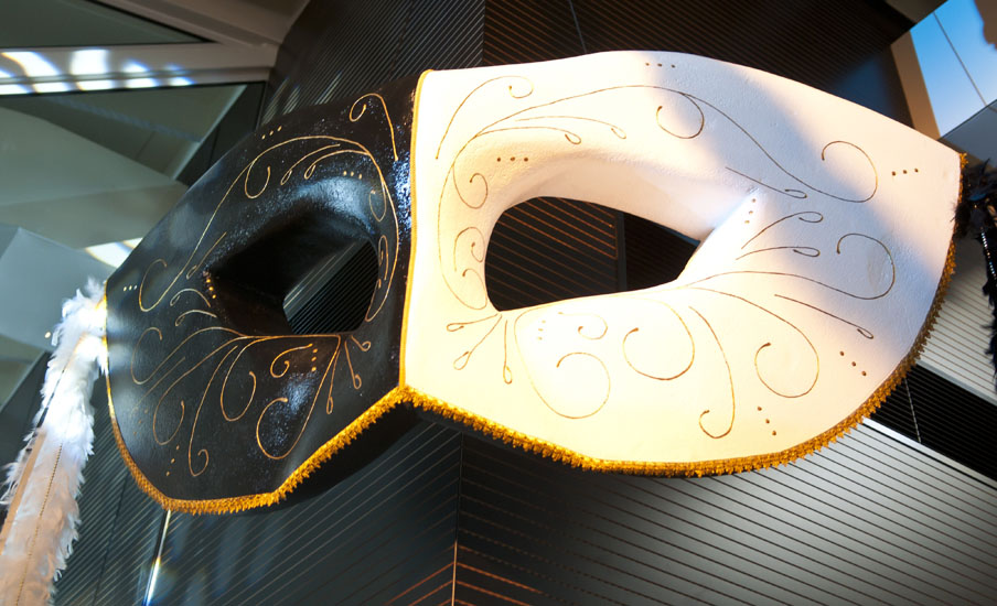 New Year Celebrations Masquerade Ball Props Corporate Event Management
