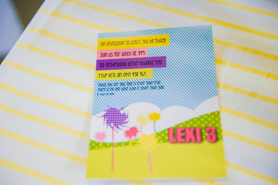 The Lorax Girls 1st Birthday Party. Party Planning Geelong (11)