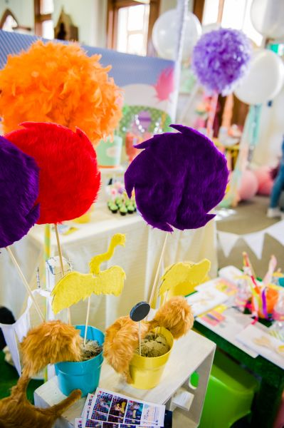 The Lorax Girls 1st Birthday Party. Party Planning Geelong (15)