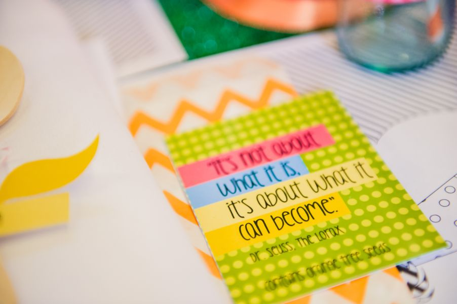The Lorax Girls 1st Birthday Party. Party Planning Geelong (18)