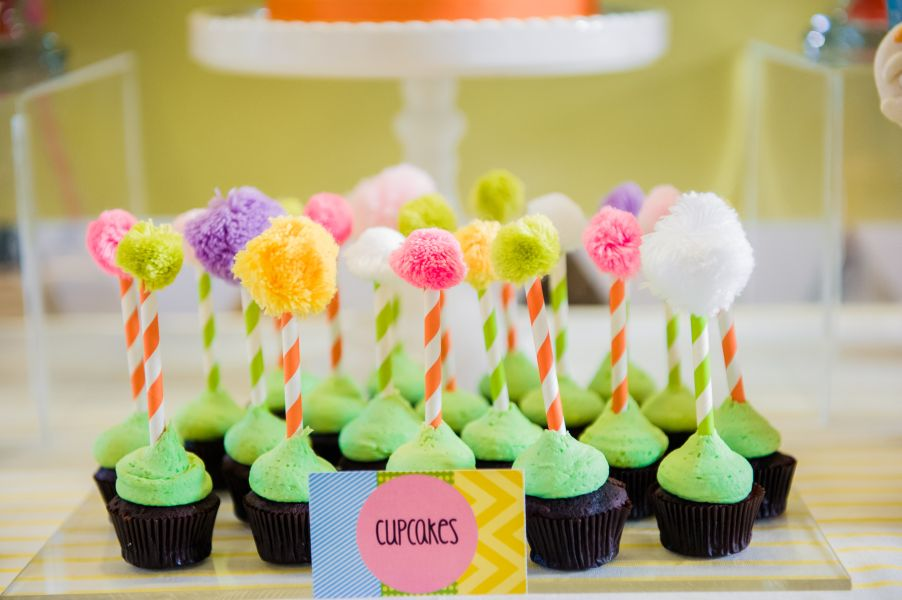 The Lorax Girls 1st Birthday Party. Party Planning Geelong (4)
