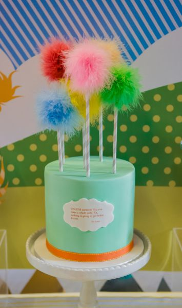 The Lorax Girls 1st Birthday Party. Party Planning Geelong (5)