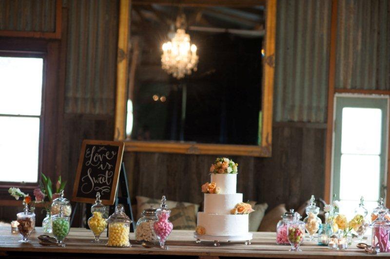 Rustic Barn Wedding Lanterns Festoon Lights Chandeliers (10)