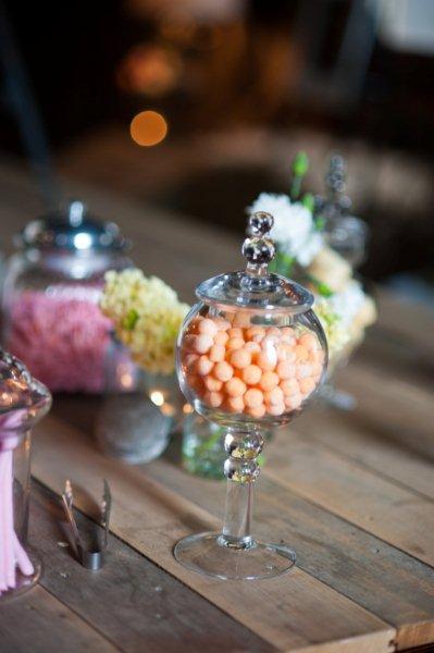 Rustic Barn Wedding Lanterns Festoon Lights Chandeliers (15)